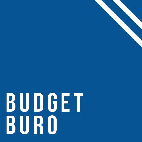Visitekaart Budget Buro