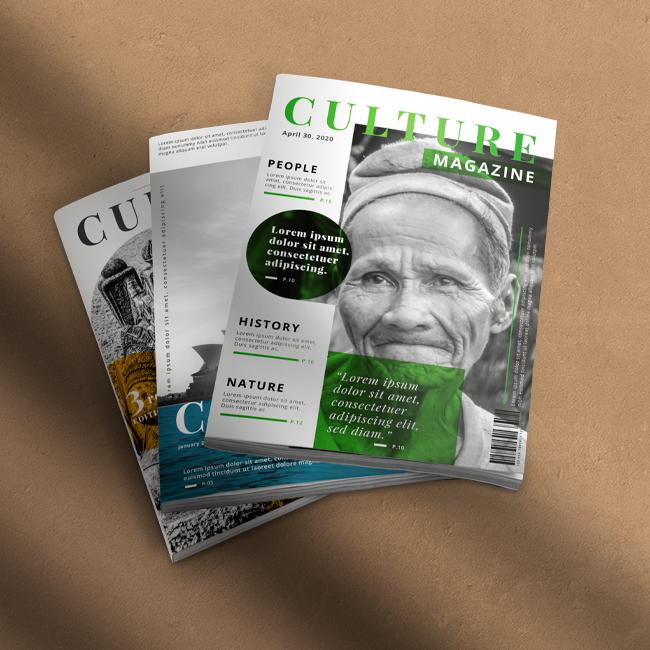 Magazine Culture