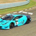 iRacing - Lamborghini Huracán GT3 Evo Iceberg Racing Livery