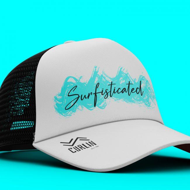 Surfisticated edition – Curlin Cap